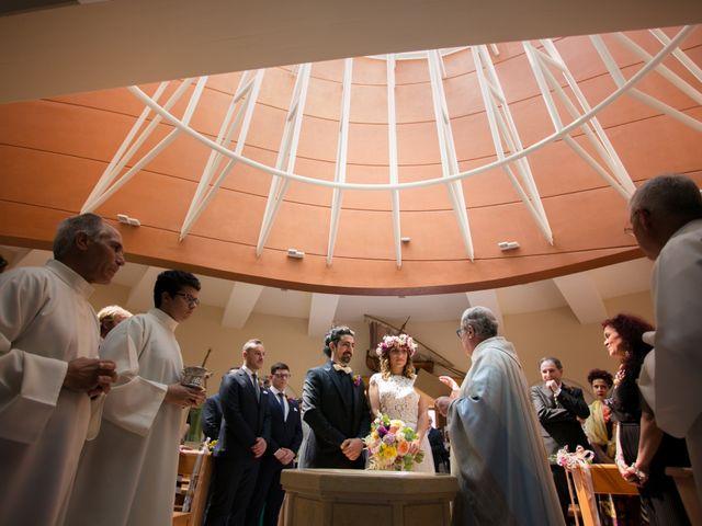 Il matrimonio di Vincenzo e Serena a Gravina in Puglia, Bari 16