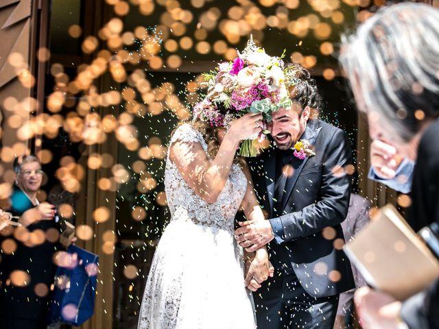 Il matrimonio di Vincenzo e Serena a Gravina in Puglia, Bari 1
