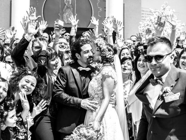 Il matrimonio di Vincenzo e Serena a Gravina in Puglia, Bari 37