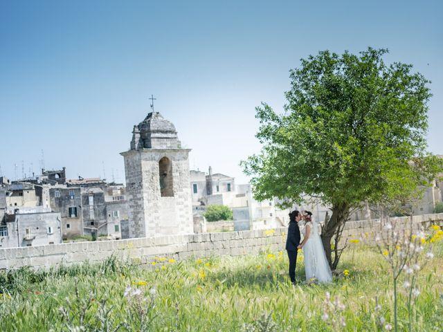 Il matrimonio di Vincenzo e Serena a Gravina in Puglia, Bari 40
