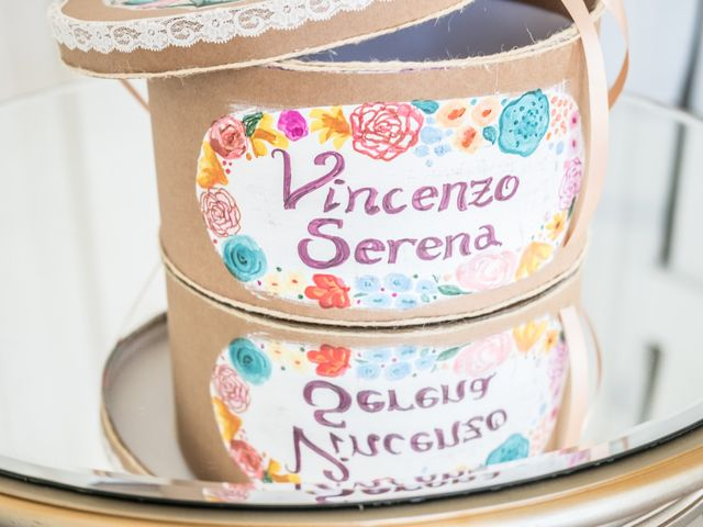 Il matrimonio di Vincenzo e Serena a Gravina in Puglia, Bari 41