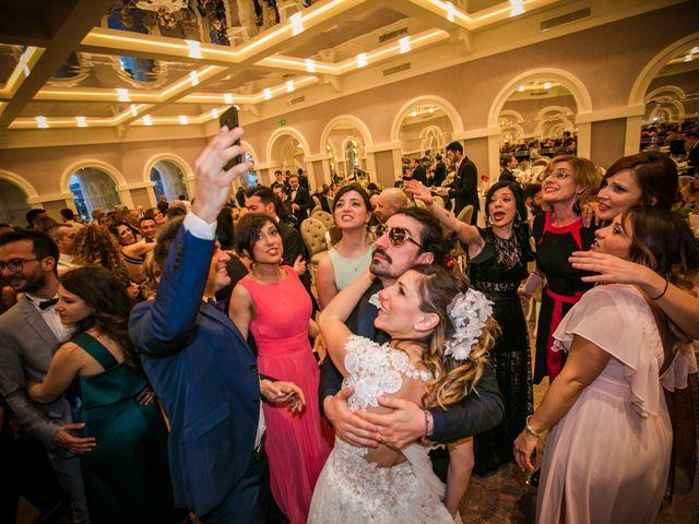 Il matrimonio di Vincenzo e Serena a Gravina in Puglia, Bari 47