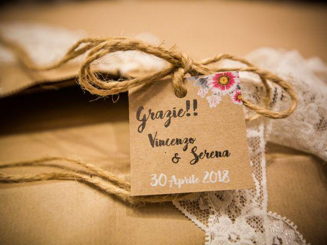 Il matrimonio di Vincenzo e Serena a Gravina in Puglia, Bari 48