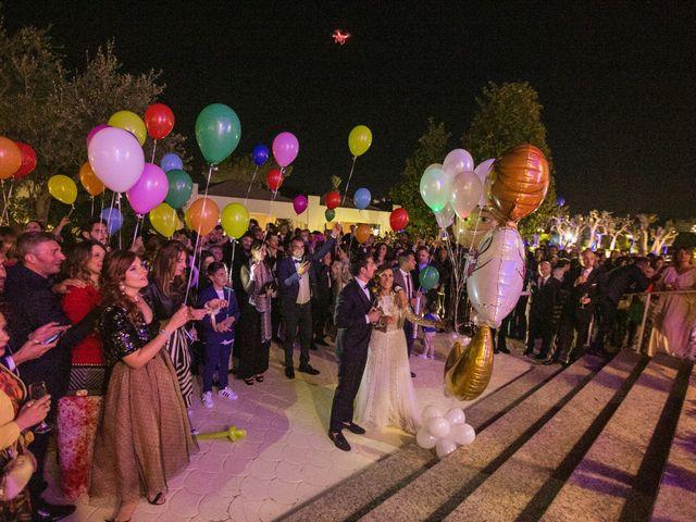 Il matrimonio di Vincenzo e Serena a Gravina in Puglia, Bari 50