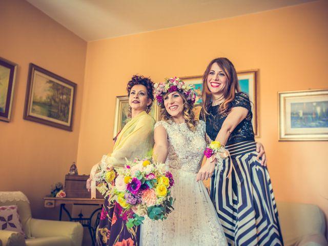 Il matrimonio di Vincenzo e Serena a Gravina in Puglia, Bari 55