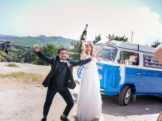 Il matrimonio di Vincenzo e Serena a Gravina in Puglia, Bari 58