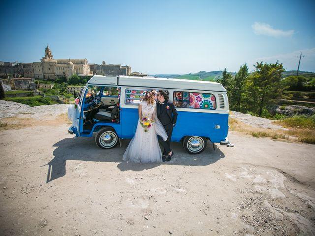 Il matrimonio di Vincenzo e Serena a Gravina in Puglia, Bari 61