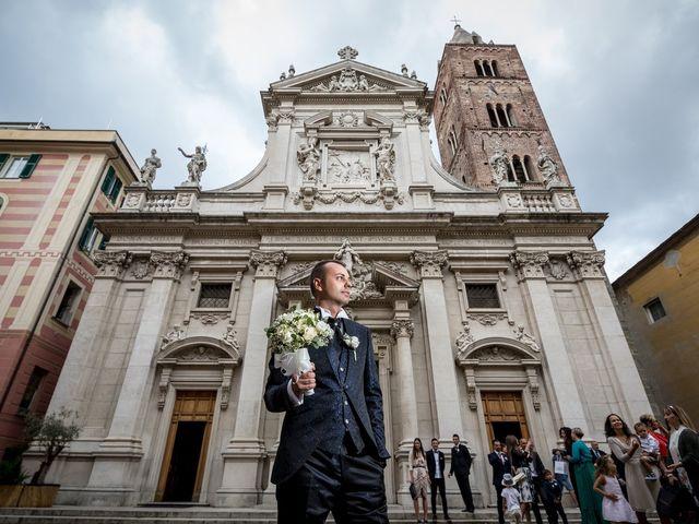 Il matrimonio di Stefano e Alessia a Varazze, Savona 14