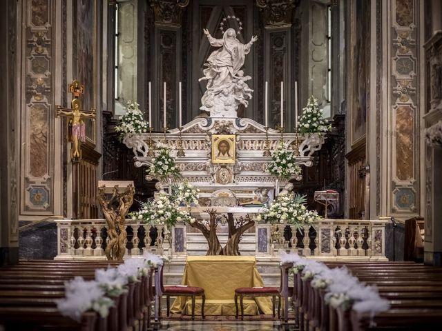 Il matrimonio di Stefano e Alessia a Varazze, Savona 16