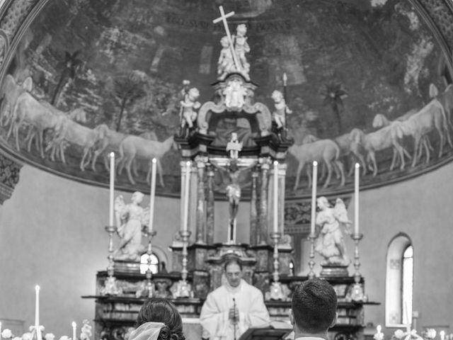 Il matrimonio di Alessandro e Paola a Varano Borghi, Varese 5