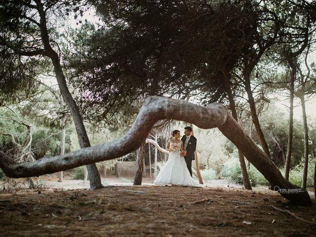 Il matrimonio di Marco e Consuelo a Gela, Caltanissetta 1