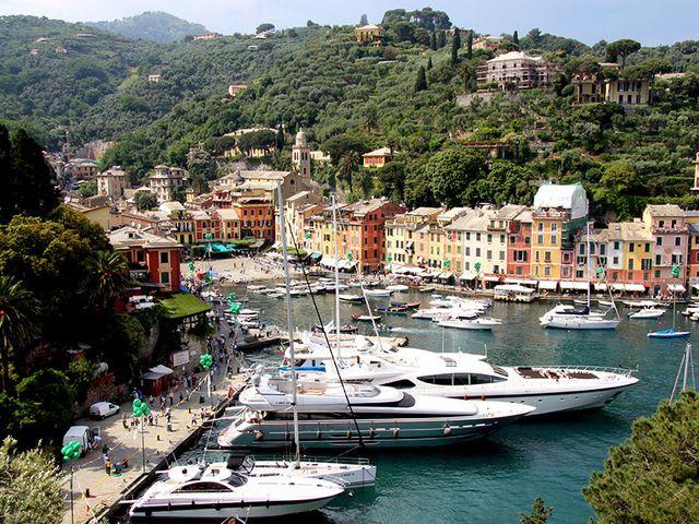 Il matrimonio di Alberto e Giulia a Portofino, Genova 2