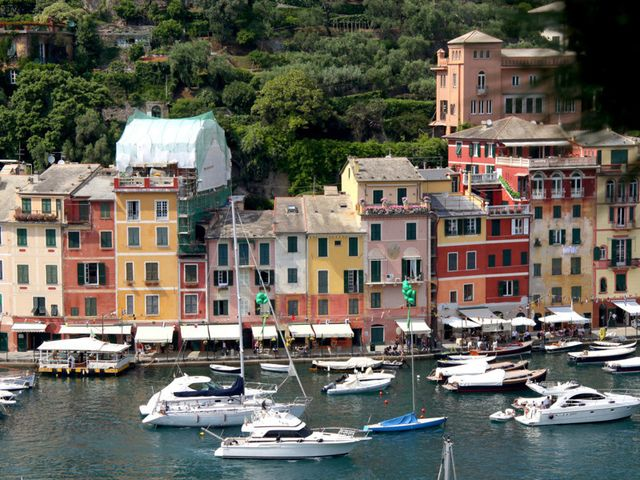 Il matrimonio di Alberto e Giulia a Portofino, Genova 3
