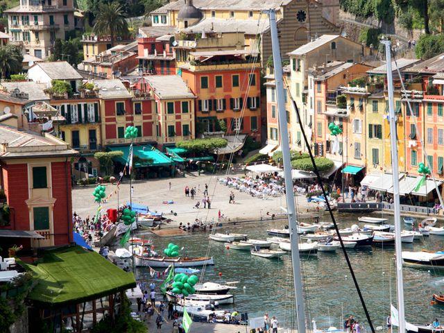 Il matrimonio di Alberto e Giulia a Portofino, Genova 1