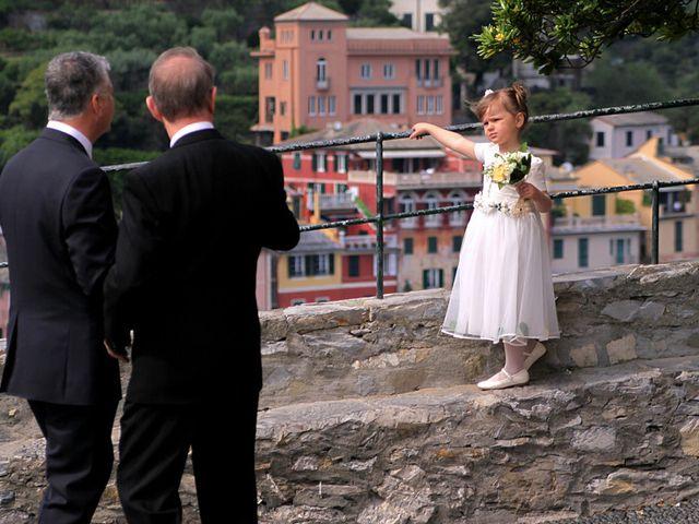 Il matrimonio di Alberto e Giulia a Portofino, Genova 10