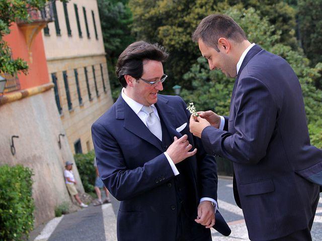 Il matrimonio di Alberto e Giulia a Portofino, Genova 12