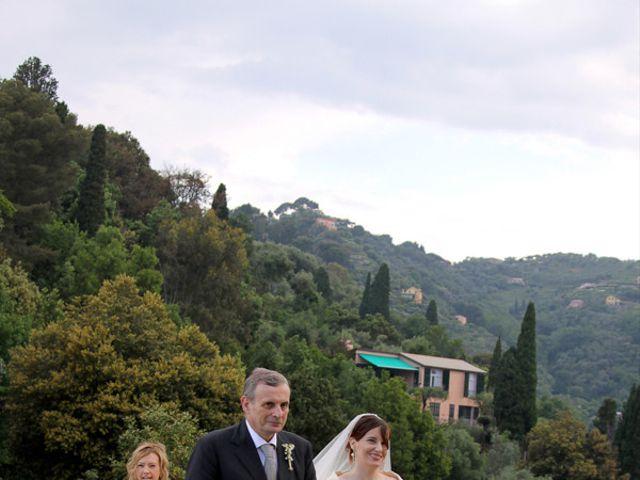 Il matrimonio di Alberto e Giulia a Portofino, Genova 15