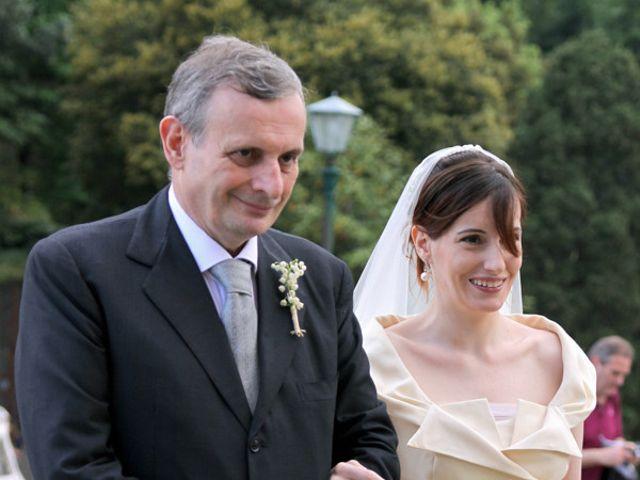 Il matrimonio di Alberto e Giulia a Portofino, Genova 16