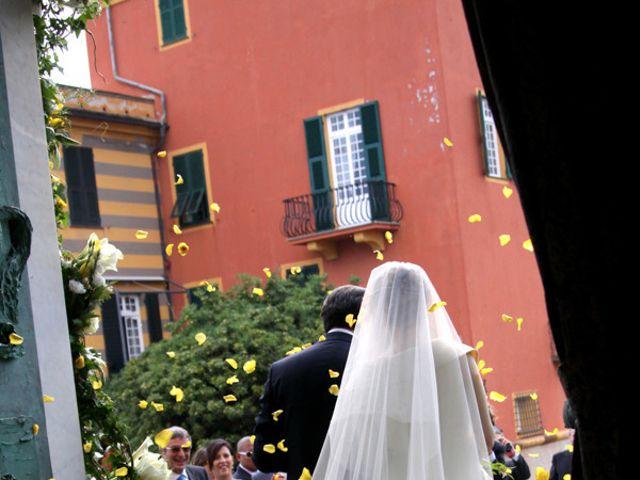 Il matrimonio di Alberto e Giulia a Portofino, Genova 24