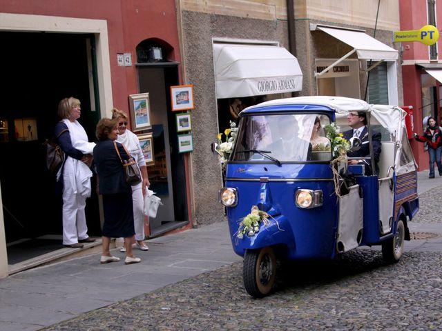 Il matrimonio di Alberto e Giulia a Portofino, Genova 28