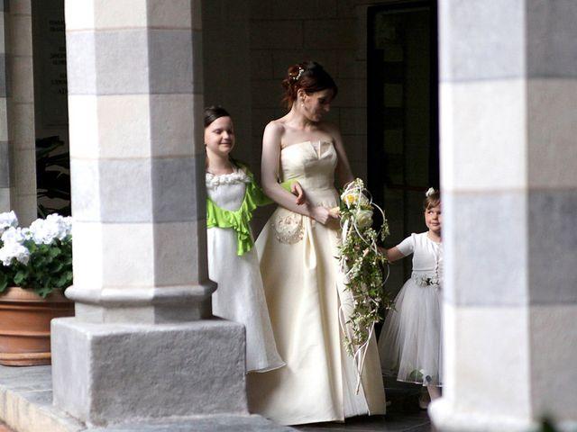 Il matrimonio di Alberto e Giulia a Portofino, Genova 30
