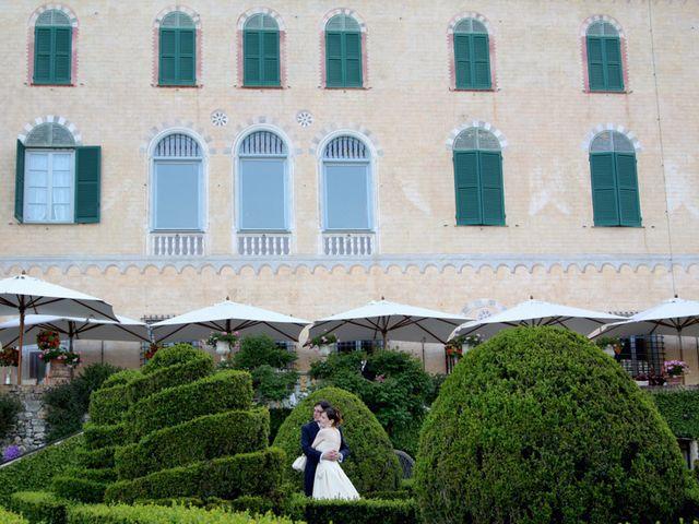 Il matrimonio di Alberto e Giulia a Portofino, Genova 36