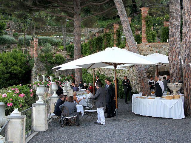 Il matrimonio di Alberto e Giulia a Portofino, Genova 37