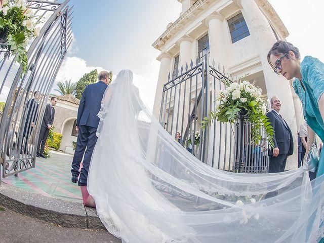 Il matrimonio di Roberta e Davide a Aci Catena, Catania 24