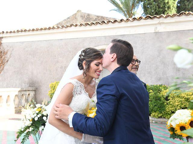 Il matrimonio di Roberta e Davide a Aci Catena, Catania 25