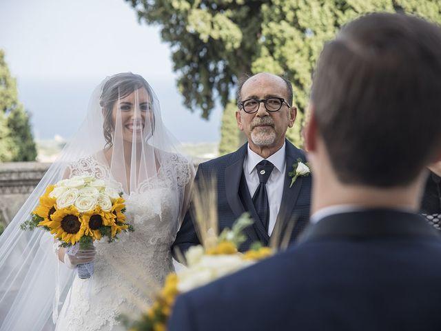 Il matrimonio di Roberta e Davide a Aci Catena, Catania 26