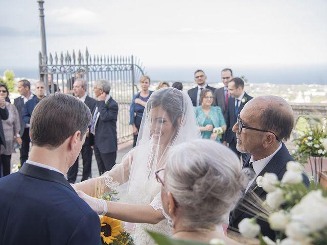 Il matrimonio di Roberta e Davide a Aci Catena, Catania 28