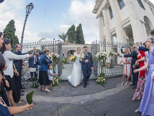 Il matrimonio di Roberta e Davide a Aci Catena, Catania 34