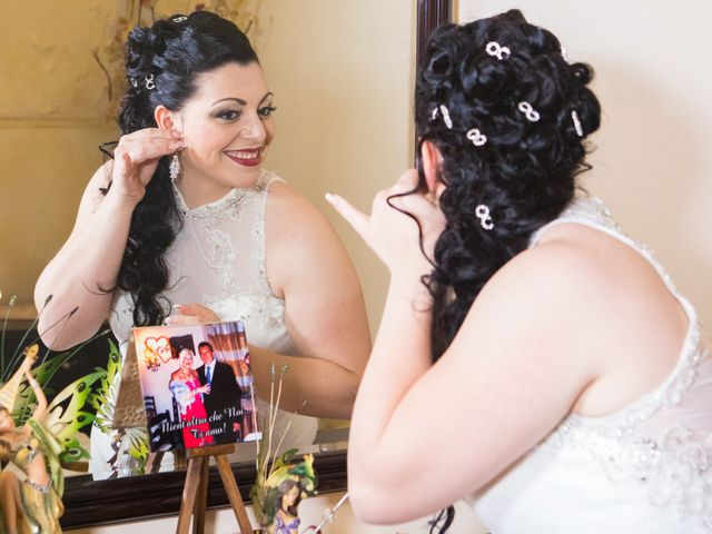 Il matrimonio di Jessica e Santino a Messina, Messina 5