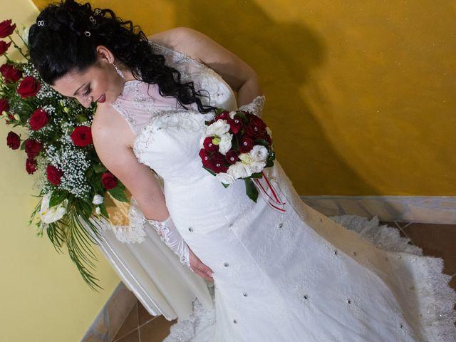 Il matrimonio di Jessica e Santino a Messina, Messina 7