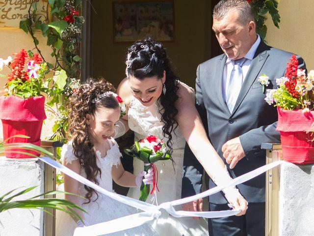 Il matrimonio di Jessica e Santino a Messina, Messina 8