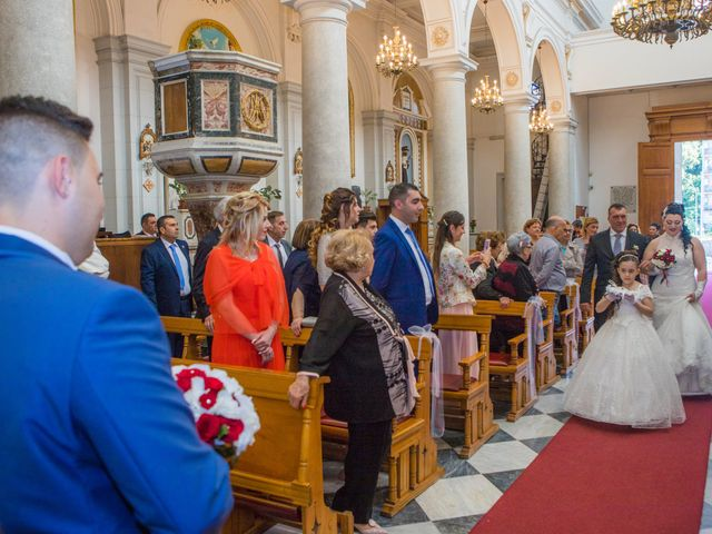 Il matrimonio di Jessica e Santino a Messina, Messina 10