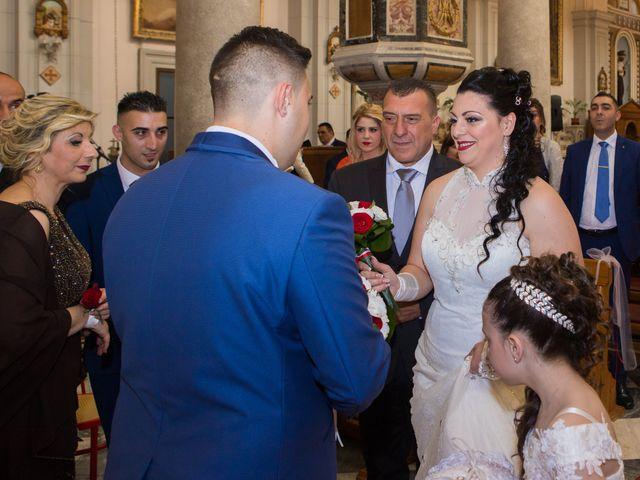 Il matrimonio di Jessica e Santino a Messina, Messina 11