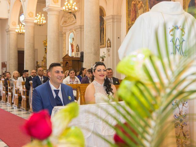 Il matrimonio di Jessica e Santino a Messina, Messina 12