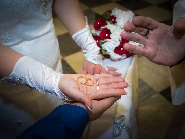 Il matrimonio di Jessica e Santino a Messina, Messina 13