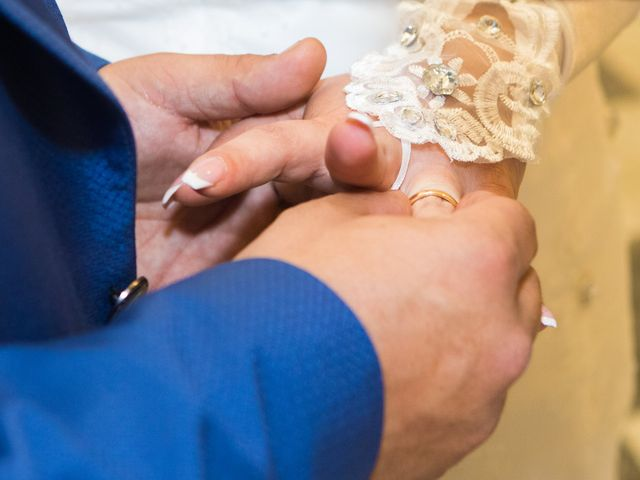 Il matrimonio di Jessica e Santino a Messina, Messina 15