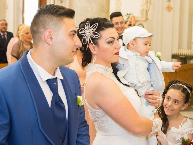 Il matrimonio di Jessica e Santino a Messina, Messina 18