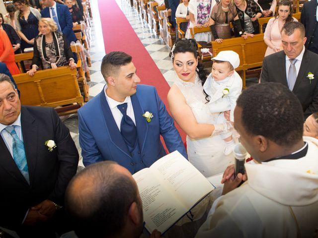 Il matrimonio di Jessica e Santino a Messina, Messina 20