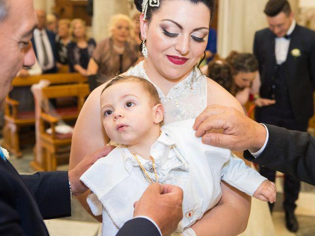 Il matrimonio di Jessica e Santino a Messina, Messina 25