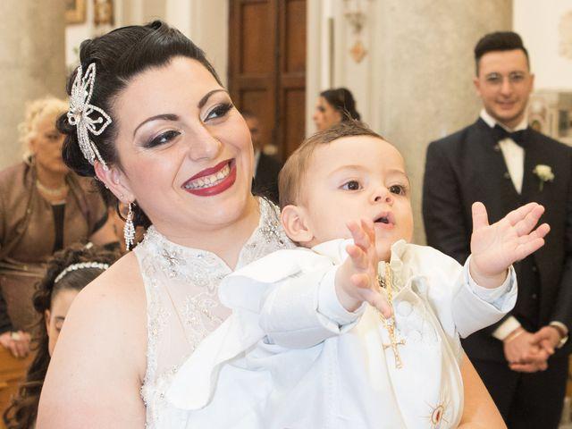 Il matrimonio di Jessica e Santino a Messina, Messina 26