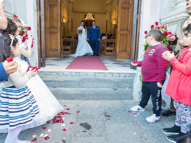 Il matrimonio di Jessica e Santino a Messina, Messina 27