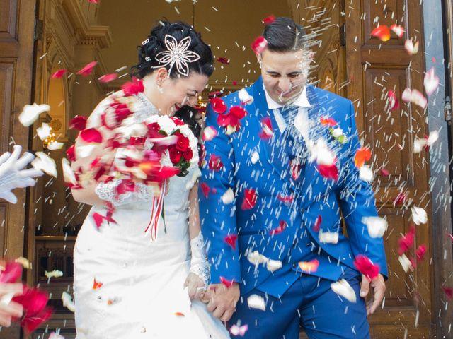 Il matrimonio di Jessica e Santino a Messina, Messina 28