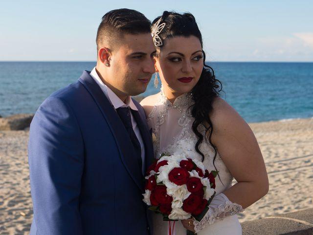 Il matrimonio di Jessica e Santino a Messina, Messina 30