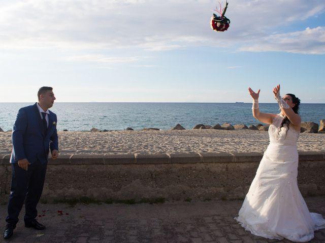 Il matrimonio di Jessica e Santino a Messina, Messina 32