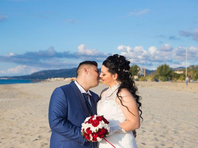 Il matrimonio di Jessica e Santino a Messina, Messina 34