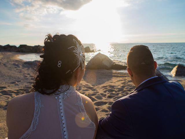 Il matrimonio di Jessica e Santino a Messina, Messina 39